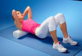 Faszientraining als Hilfe bei Rückenschmerzen