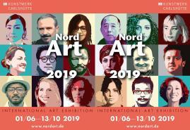 Die NordArt bereichert die Kunstszene
