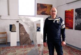 Ausstellung: SteinStahl