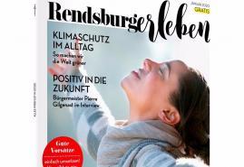 Die neue Ausgabe der RENDSBURGerleben ist da!