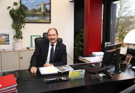 Pierre Gilgenast startet zuversichtlich in 2020