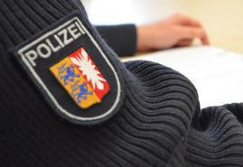 Feststellungen und Hinweise der Landespolizei