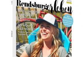 Die Juli-Ausgabe der RENDSBURGerleben ist da!