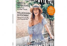 Die August-Ausgabe der RENDSBURGerleben ist da!