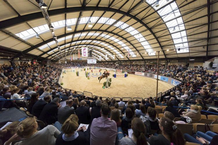 Zum 33. Mal gastiert der FEI Dressage World Cup in Neumünster