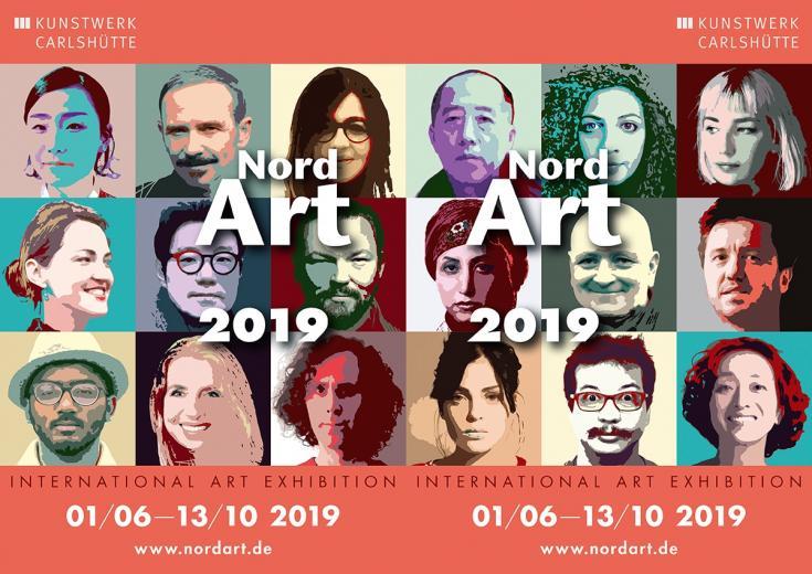 Die Nordart startet im Juni mit vielen tollen Kunstwerken