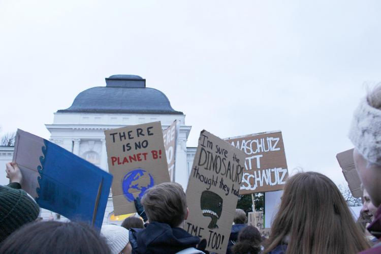 Fridays for Future in Rendsburg