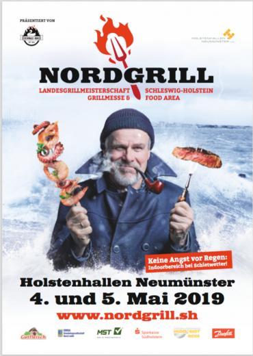 Nordgrill richtet 2. Grillmeisterschaft aus