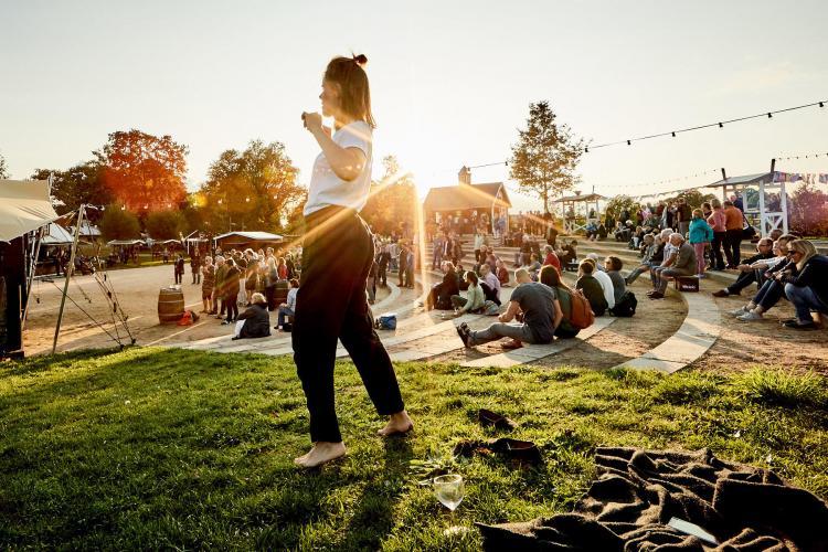 Das NORDEN Festival
