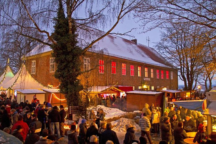 Das sind Schlewsig-Holsteins Weihnachtsmärkte