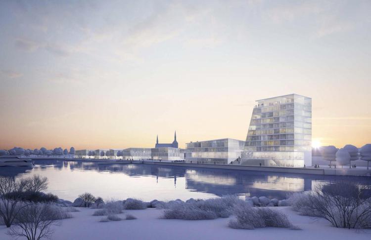Am Obereiderhafen soll im neuen Jahr mit den Arbeiten für ein Hotel begonnen werden. Die Zuversicht ist da, dass dem langjährig brachliegenden Areal endlich nachhaltig Leben eingehaucht wird.