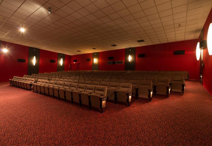 Kino-Gefühl für Zuhause
