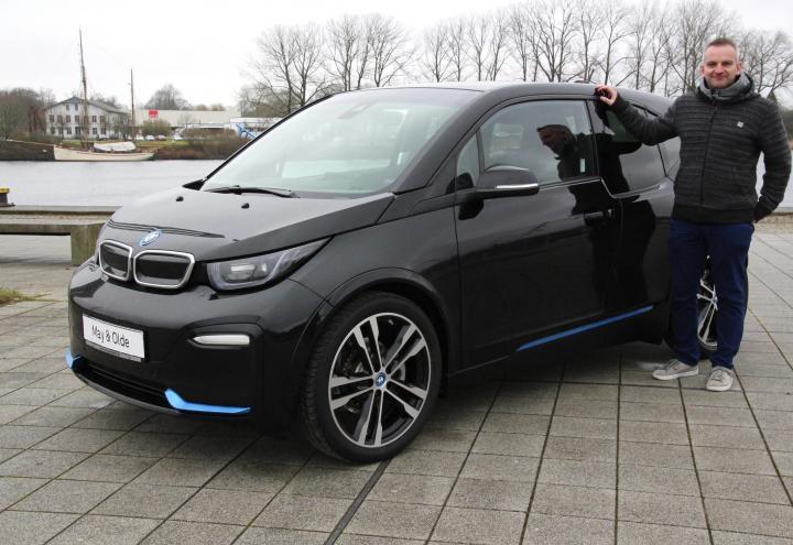 RENDSBURGerleben testet den BMW i3s