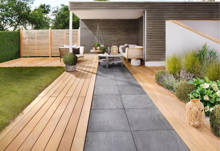 Wie Ihr Eure eigene Terrasse bauen könnt